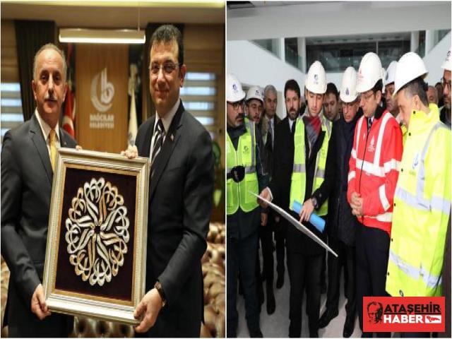 """İmamoğlu: """"Kanal İstanbul Projesi, 'Ben Yaptım, Oldu' Projesi O-la-maz!"""""""