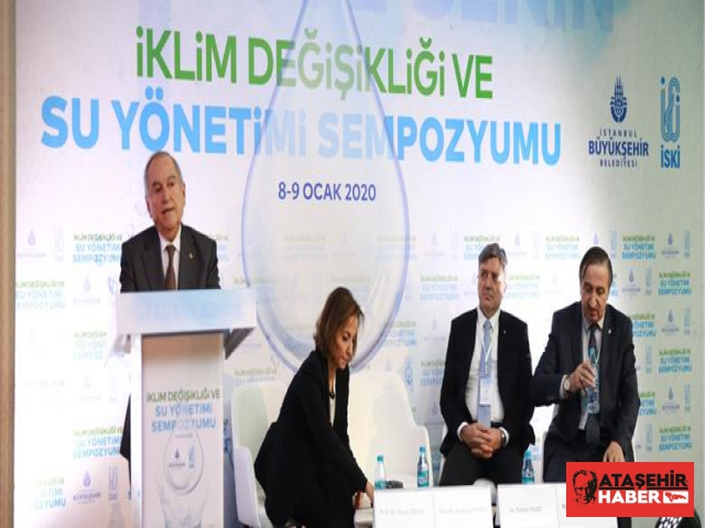 İstanbul' Un Su Kaynakları Azalıyor