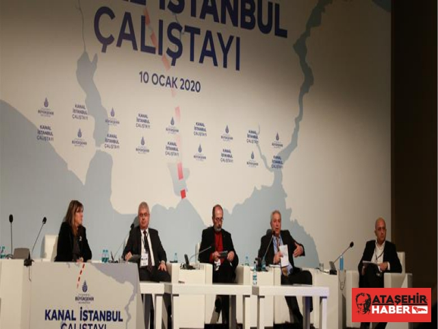 Kanal İstanbul Paris Anlaşması'na Aykırı