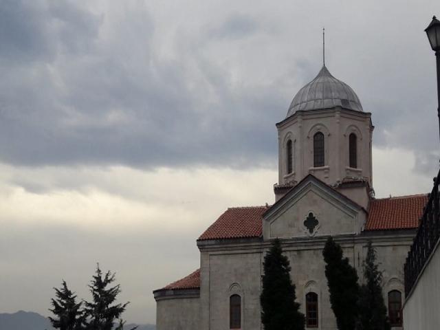 Taşbaşı Klisesi Restore Edildi