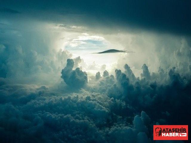 Ülke Geneli Parçalı Bulutlu