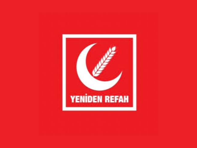 Yeniden Refah Partisi Ataşehir İlçe Başkanlığı'ndan Başkan İlgezdi'ye Kınama!