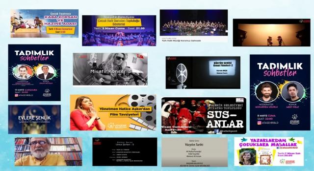 Ataşehir'e özel prodüksiyon sergileri büyük beğeni topluyor
