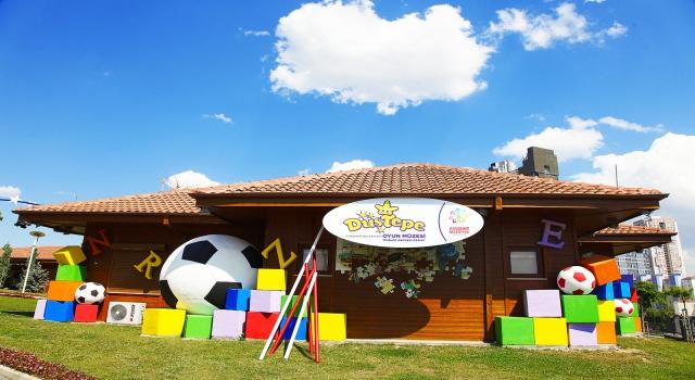 Düştepe Oyun Müzesi 5 Yaşını Doldurdu