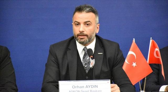 ASKON Genel Başkanı Aydın: Merkez Bankası'nın faiz oranını yüzde 10,25'te sabit tutması doğru ve yerinde bir karardır