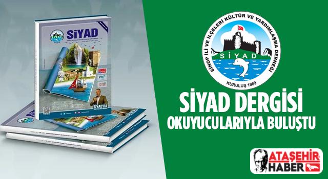 SİYAD Dergisi Okuyucularıyla Buluştu