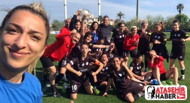 Ataşehir Belediyespor Çeyrek Finale Yükseldi