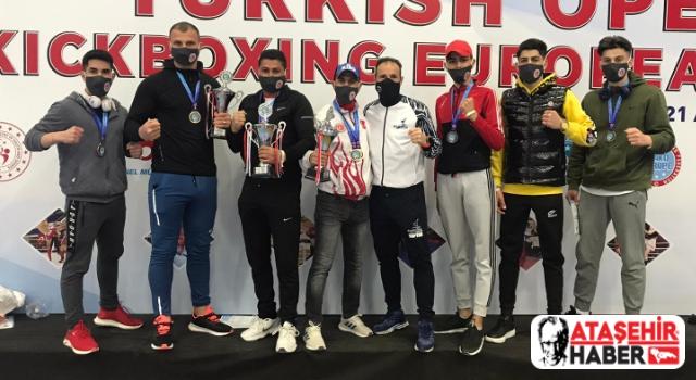 Ataşehir Belediyespor KickBox Takımı Avrupa Derecesiyle Gururumuz Oldu!
