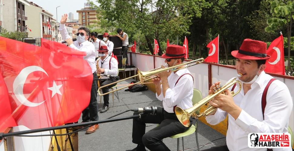 Ataşehir'de 23 Nisan Etkinlikleri Programları Netleşti!
