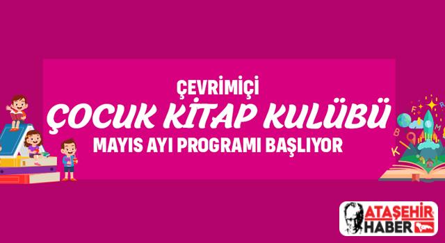 Ataşehir'in Dijital Çocuk Kütüphanesi Mayıs Ayı Programları Başlıyor