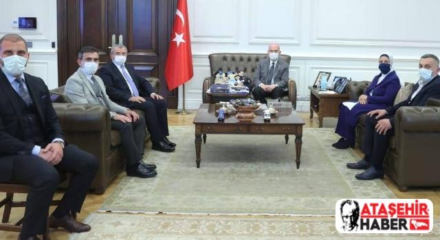 Erdem ve Ekibi, Ankara'dan Ataşehir'e Yatırım Sözleriyle Döndüler! İşte görüşme detayları...