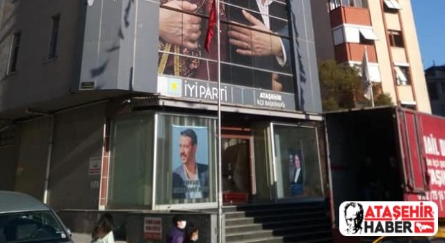 İYİ Parti Ataşehir'in Yeni Adresi Belli Oldu