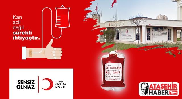 Kızılay Ataşehir Şubesi: Ramazan Ayı'nda Kan Bağışı Kampanyalarımız Sürüyor!