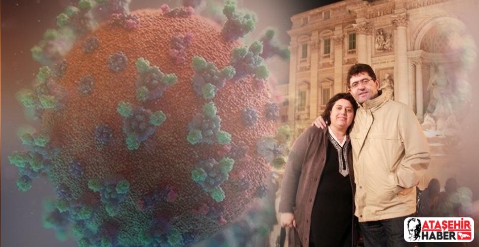 Koronavirüse yakalanan Orhan Çerkez ve Eşi Hastaneye Kaldırıldı