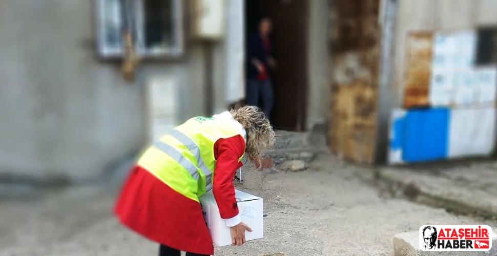 Ramazan'da Ensar'lık Geleneği Ataşehir'de Sürüyor