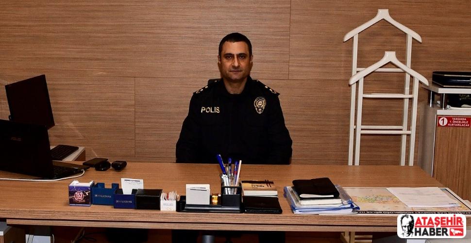 Ataşehir İlçe Emniyet Müdürü Mesut Aslan'ın acı kaybı