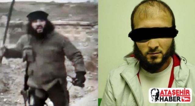 IŞİD lideri'nin sağ kolu Ataşehir'de yakalandı