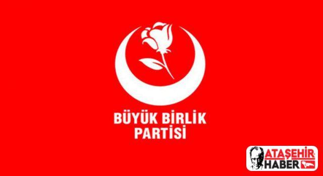 BBP Ataşehir ve Alperen Ocakları Başkanlığı Kan Bağışı Kampanyası Düzenliyor