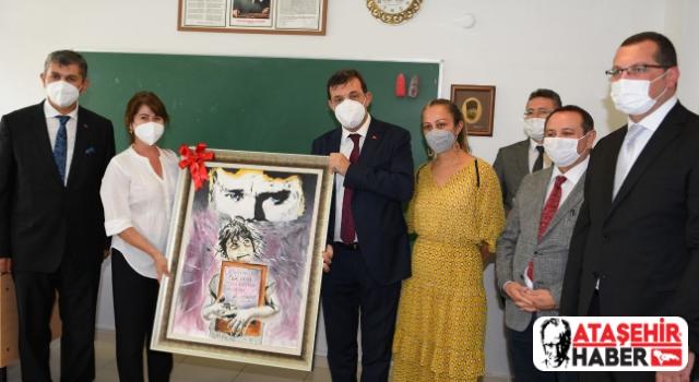 Hayat Boyu Öğrenme Genel Müdürü Ataşehir HEM'i ziyaret etti!