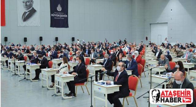 İBB Meclisi'nde Ataşehir'i İlgilendiren Hangi Gündem Maddeleri Görüşüldü? İşte ayrıntılar