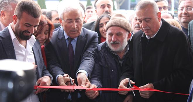 CHP Kayışdağı Seçim İrtibat Bürosu Açıldı