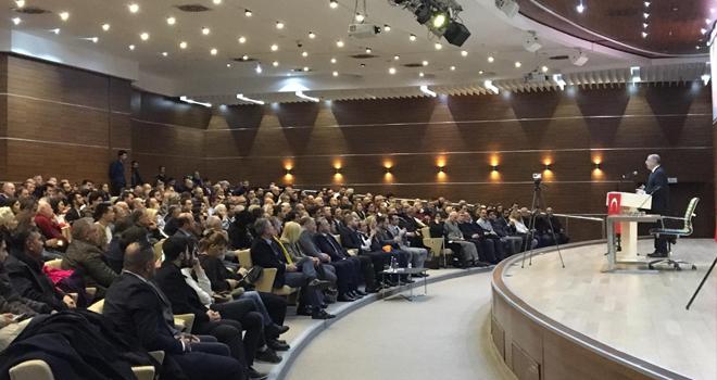 Ümit Özdağ, Ataşehir'de İYİ Partinin Yerel Seçimdeki Politikalarından Bahsetti