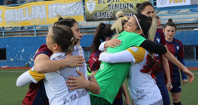 Ataşehir Belediyespor kendi sahasında ALG Spor'a Direnemedi