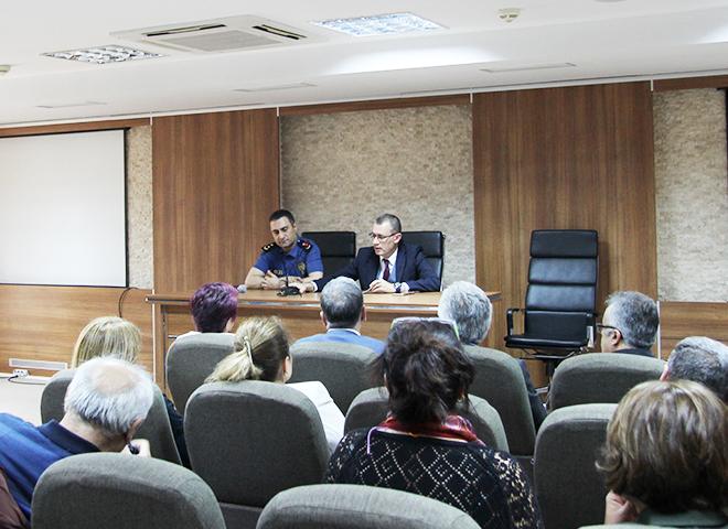 Ataşehir'in 2019 Yılı Huzur Toplantısının İlki Gerçekleştirildi