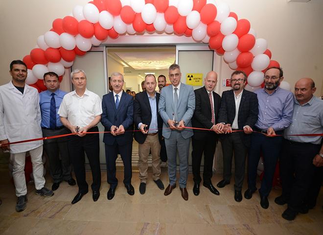 FSM Hastanesi'nde Biplan Dijital Anjiografi Ünitesi Açıldı