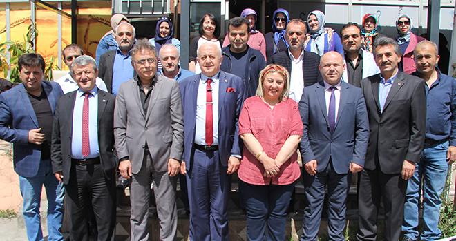 Çorumlular Federasyonlaşma Yolunda Ataşehir'de Buluştu