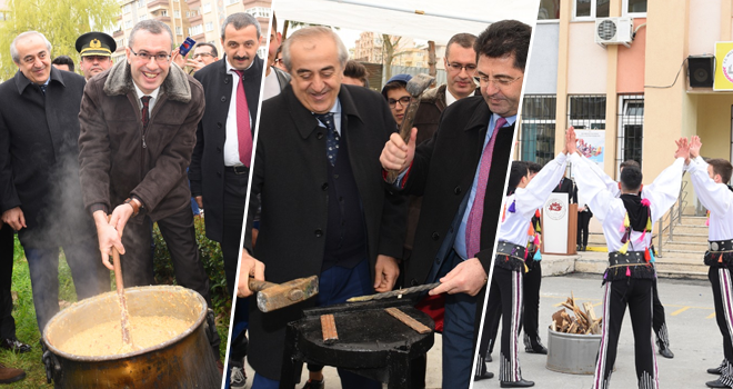 Nevruz Bayramı Ataşehir'de Çoşkuyla Kutlandı