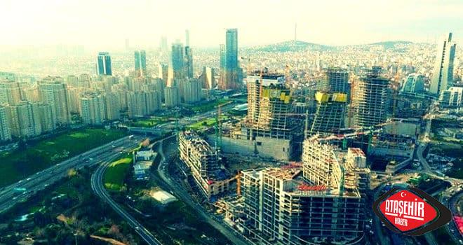 Ataşehir'in komşusu sürekli ertelenen finans merkezi projesi'nde revizeye gidiliyor