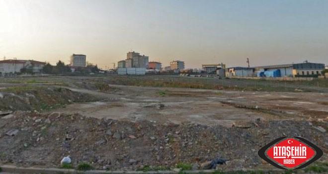 Ataşehir'deki içmesuyu havzasında kalan 17 dönümlük araziye sanayi tesisi yapılacak