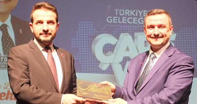 Türkiye ve Ataşehir'in Geleceği İçin Çare Var Konferansı Gerçekleşti