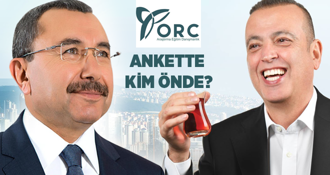 ORC Araştırma Ataşehir ve Diğer İlçe Anket Sonuçlarını Açıkladı