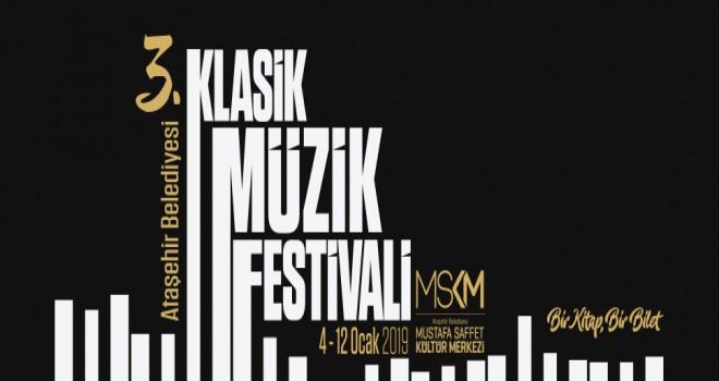 Yeni Yıl Klasik Müzik Festivali İle Başlayacak