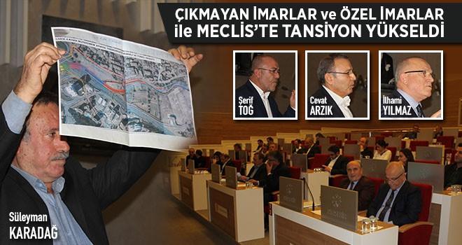 Ataşehir Belediye Meclisi'nde Şubat Ayı İlk Toplantısında Tansiyon Yükseldi