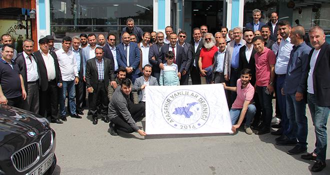 Ataşehir Vanlılar Derneği 2.Olağan Kongresi Gerçekleşti
