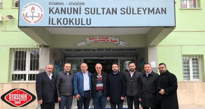 KASDER Ataşehir Şubesi'nden Anlamlı Sosyal Sorumluluk Projesi