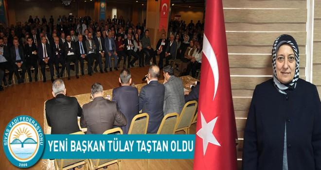 Sivas Vadi Federasyonu Yeni Başkanını Seçti