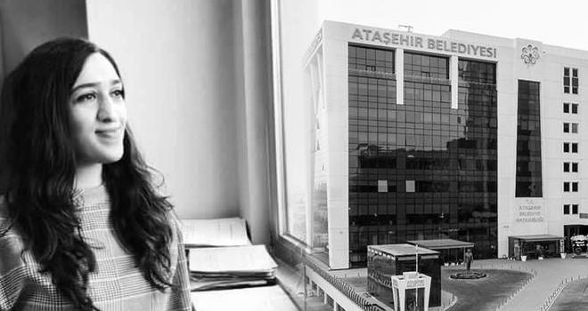 Genç Ece'nin ölümü Ataşehir Belediyesi'ni derinden üzdü
