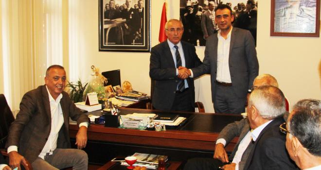 Sivas STK'sının Yakından Tanıdığı Sedat Güven'de Adaylık Başvurusunu Yaptı