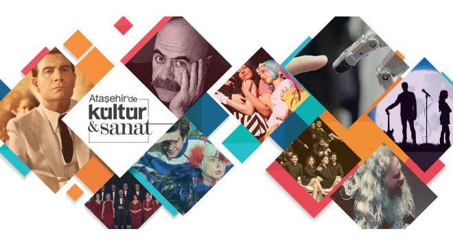 Ataşehir'li Kültür ve Sanat Dolu Şubat Günleri Sizi Bekliyor