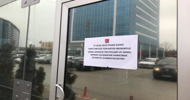 CHP'nin Ataşehir Belediye Başkan Adayı Belli Oldu Mu? İşte CHP Genel Merkezi'nde anlık gelişmeler...