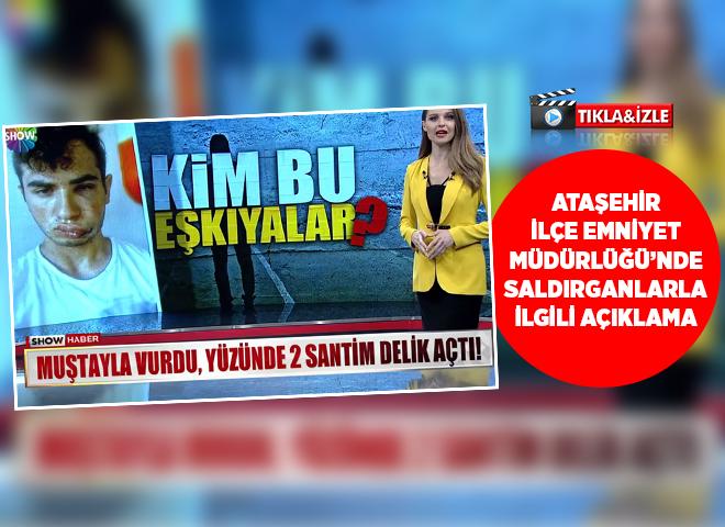 Ataşehir'de saldırıya uğrayan gencin saldırganları ile ilgili flaş gelişme