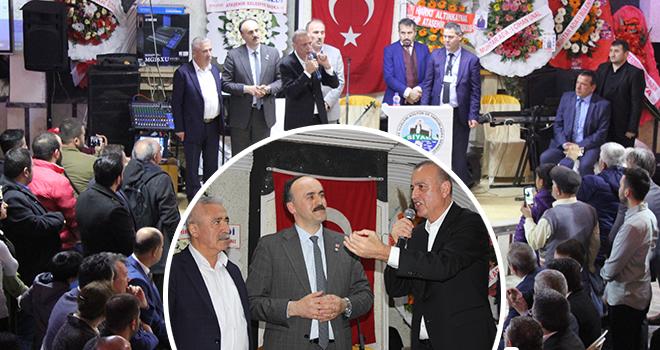 Sinoplular CHP'den Meclis Üyesi Adayı olan Ariflerine Sahip Çıktı