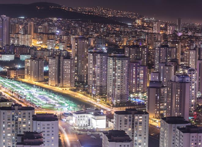Ataşehir'de yılın ilk 5 ayında satılan ev sayısı belli oldu!