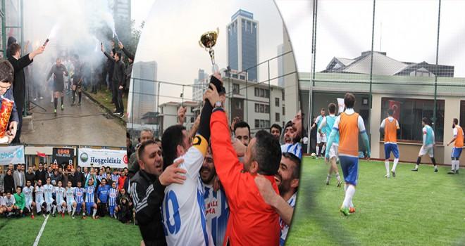 AK Parti STK'lar arası futbol turnuvası şampiyonu belli oldu