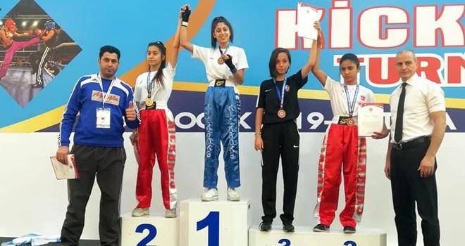 Ataşehirli Sporcu Türkiye Şampiyonu Oldu