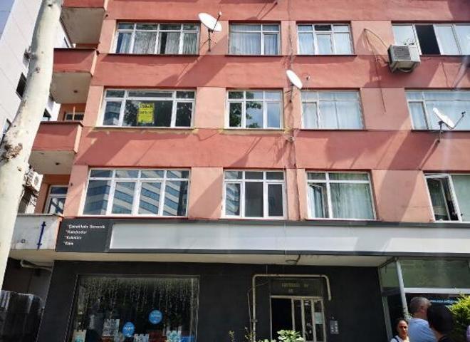 Küçükbakkalköy'de Riskli Binanın Tahliyesinde Arbede Çıktı